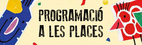 Programació a les places