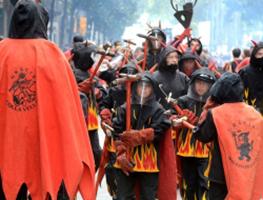 Les Matinades de Foc de la Festa Major de Gràcia