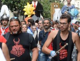 El Seguici del Matí de Festa Major de Gràcia