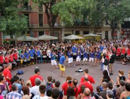 Diada de les Colles de Cultura de la Festa Major de Gràcia