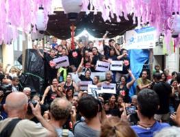 Concurs Carrers Guarnits Festa Major de Gràcia