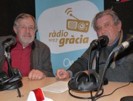 Tertúlia d'actualitat - Josep Maria Galera i Joan Ferrer