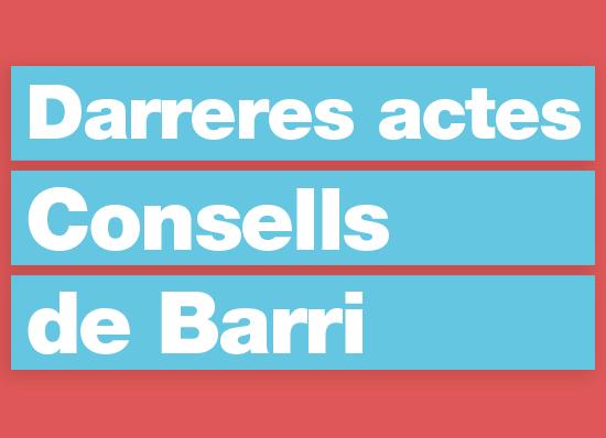 Banner Petit Actes Consells Barri