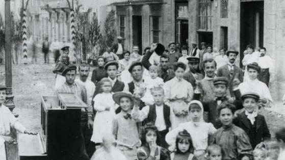 c. Gran de Gràcia 1908