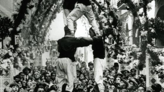 Festa Major Xiquets de Valls 1932