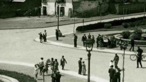 Imagen histórica del barrio