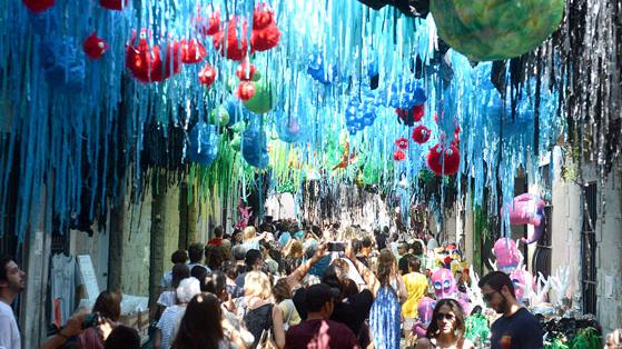 FM Gràcia - Els Valors de la Festa