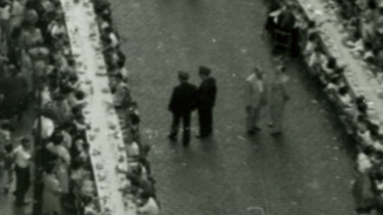 Rambla del Prat 1950