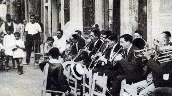 Festa Major Orquestra 1930