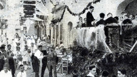 Festa Major Cobla 1929