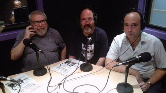 50 anys dels Beatles a Barcelona - Xavi Franch, Josep Maria Garcia i Francisco José Bueno