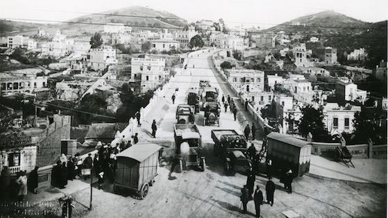 1915. Pont de Vallcarca