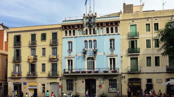 Sede del Distrito de Gràcia