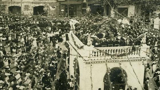 Plaça del Sol 1912