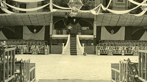 Plaça del Sol - Envelat