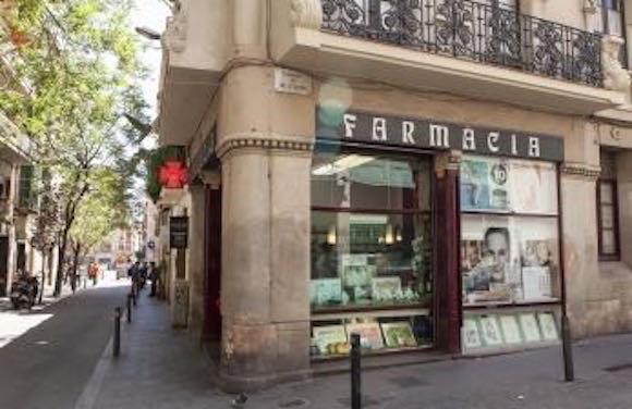 Farmàcia Valentines Gelabert