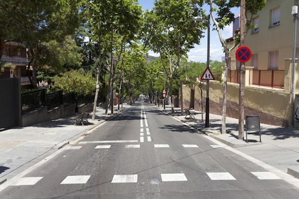 Passeig Font d'en Fargues