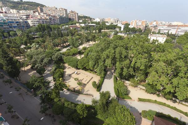 Parque de las Aigües