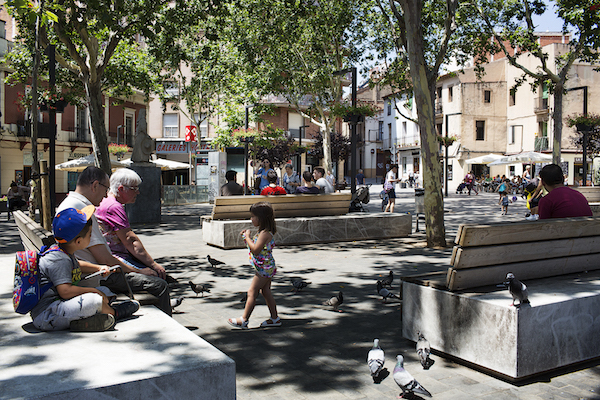 Plaça d'Eivissa