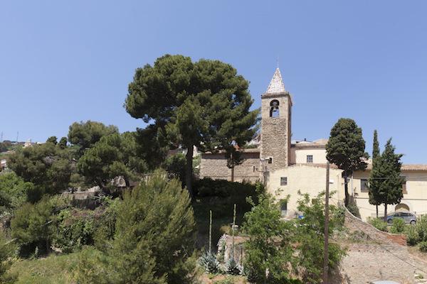 Església de Sant Genís dels Agudells