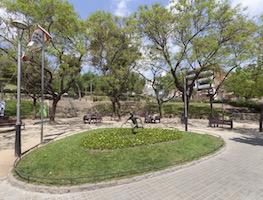 Plaça del Nen de la Rutlla