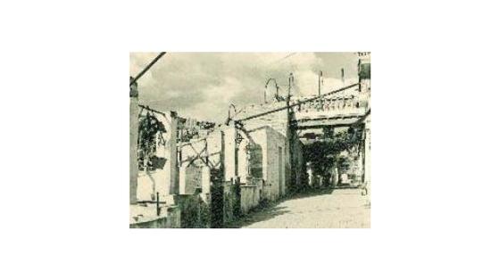Calle de Aiguafreda (1964)