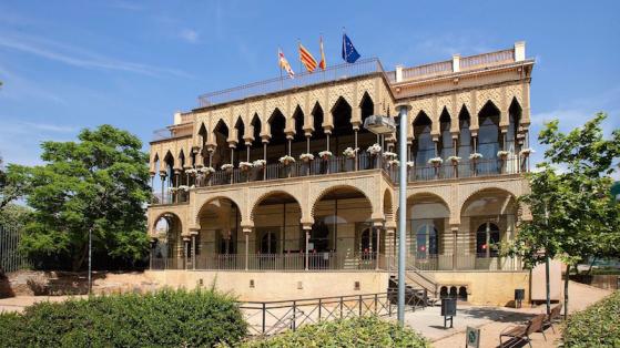 Seu del Districte d'Horta-Guinardó