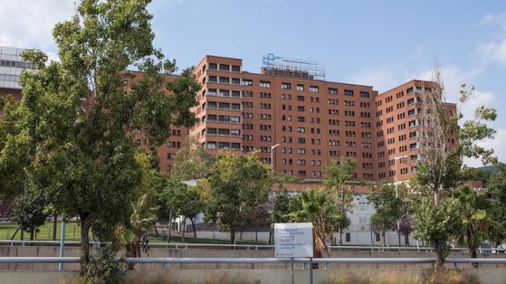 Ciutat Sanitària Vall d'Hebron