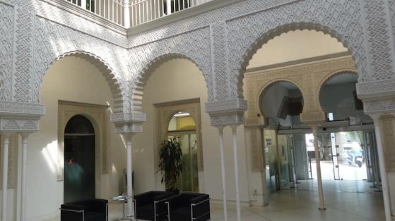 Vestíbul sala casaments Horta-Guinardó