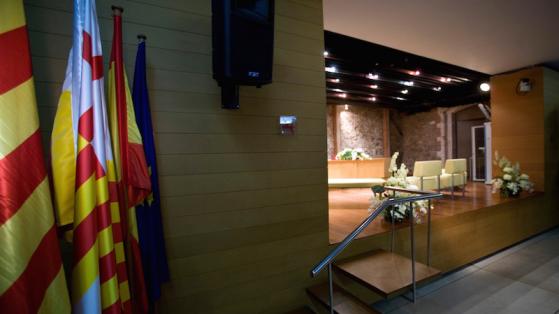 Sala casaments del districte d'Horta-Guinardó