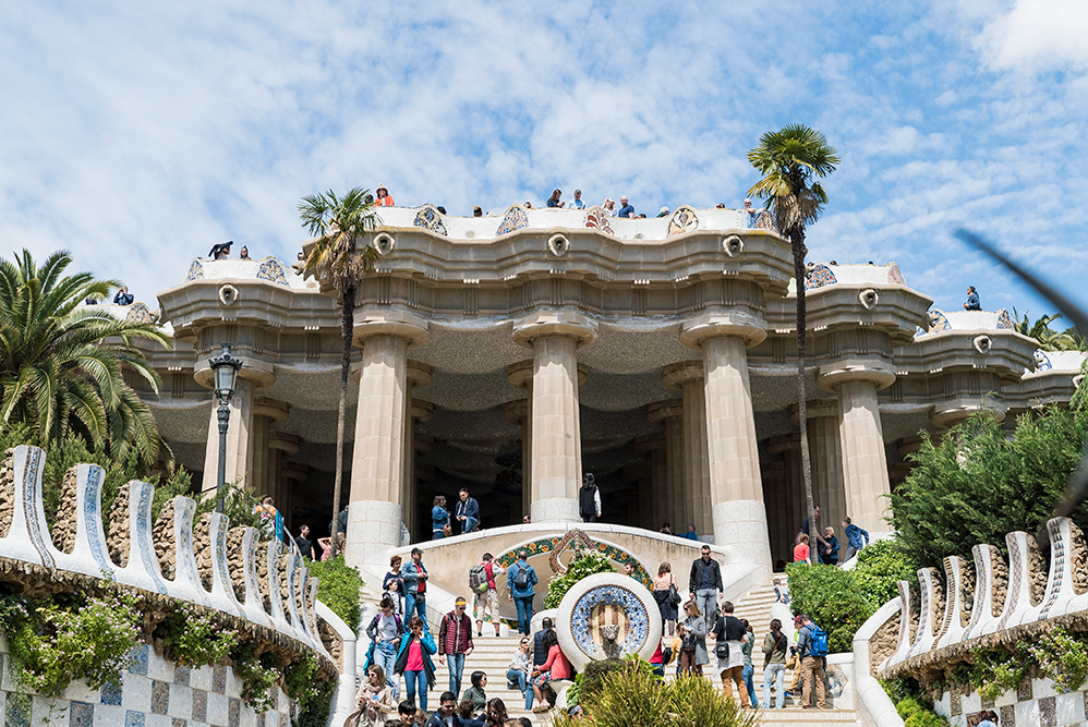 Park Guell - Ajuntament de Barcelona