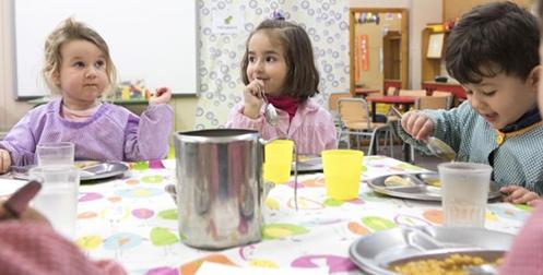 Becas de Comedor Escolar | Infancia
