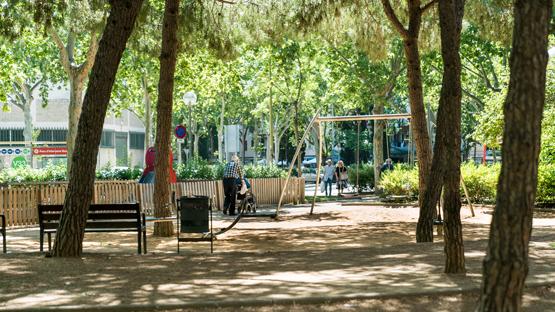 Plaza de Celestí Boada Salvador