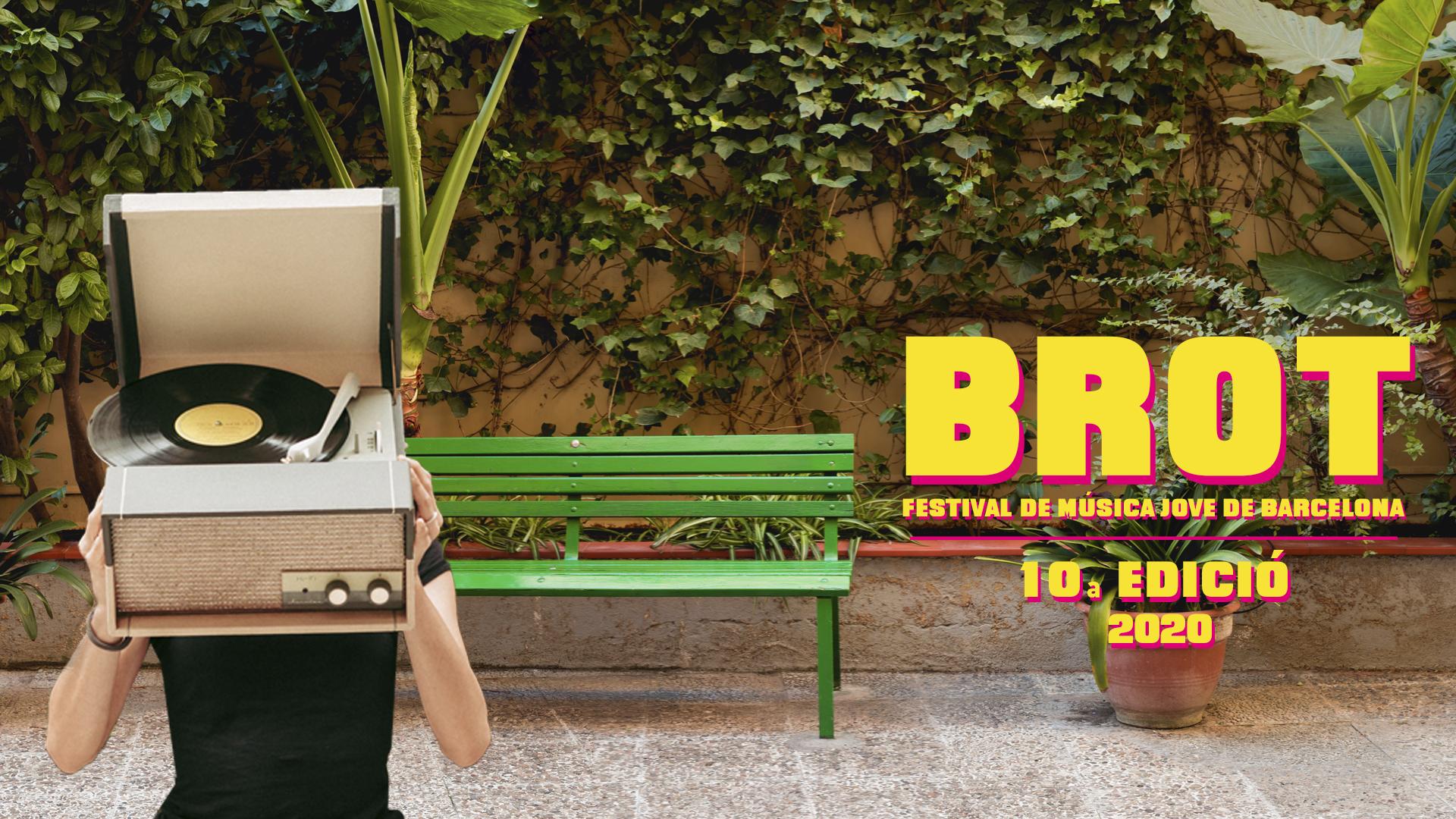 Cartel promocional diseñado por Sergi Panizo Heredia, ganador del 4º Concurso de carteles de Festivales para Jóvenes