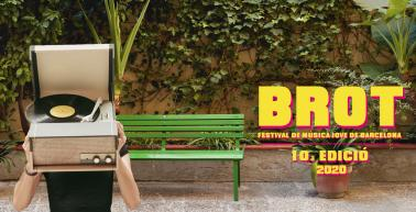 Cartell promocional dissenyat per Sergi Panizo Heredia, guanyador del 4t Concurs de cartells de Festivals per a Joves