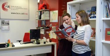 Centre de Recursos per a les Associacions Juvenils de Barcelona (CRAJ)