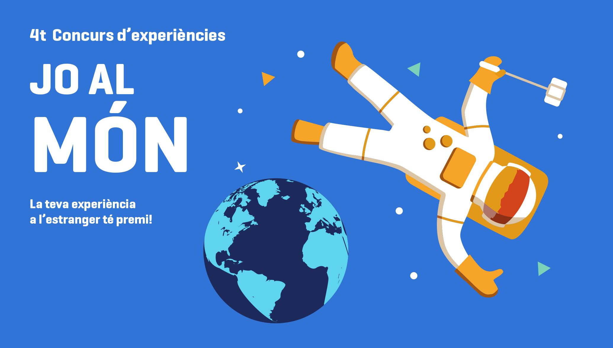 4t concurs Jo al món (Assessoria de Mobilitat internacional)