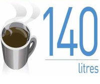 When you take a coffee you spend 140 liters of water
