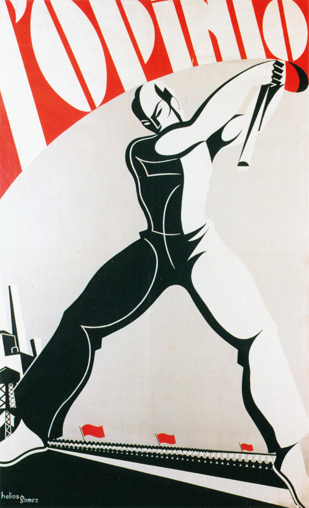 «L'Opinió» (cartell, 1930)