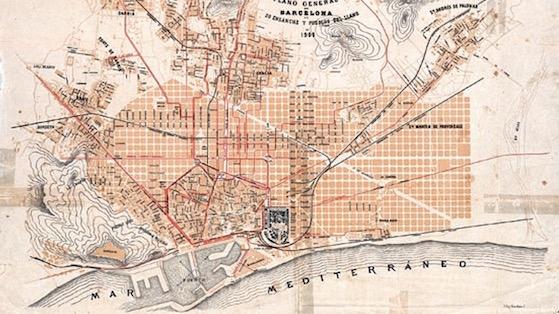 Historia De Les Corts Les Corts Ayuntamiento De Barcelona