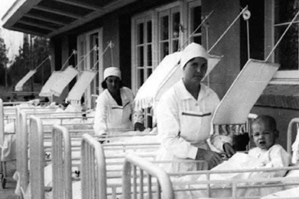 Història de la Maternitat i Sant Ramon
