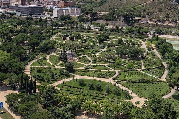 Parc de Cervantes
