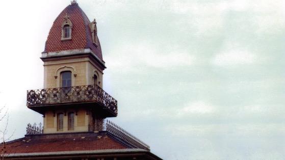 Torre de Can Deu (plaça de la Concòrdia)