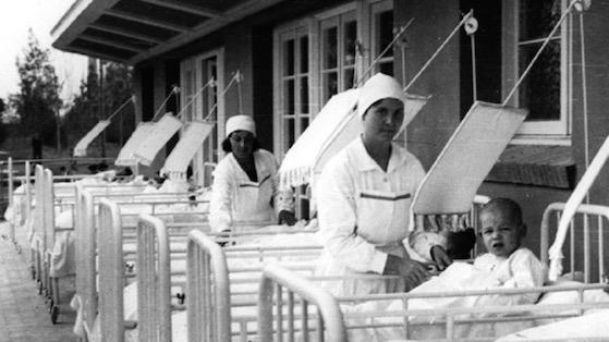 Història del barri de la Maternitat i Sant Ramon