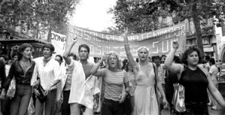 Photographic demonstration 1977