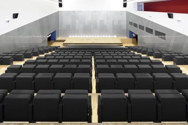 Auditorium room