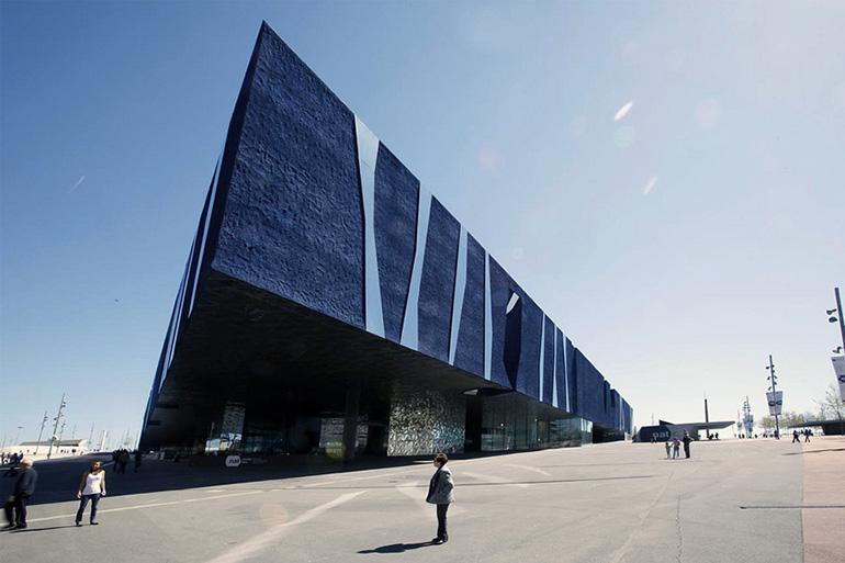 Museu de Ciències Naturals de Barcelona. Museu Blau