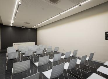 Sala d'actes i Aula didàctica 1