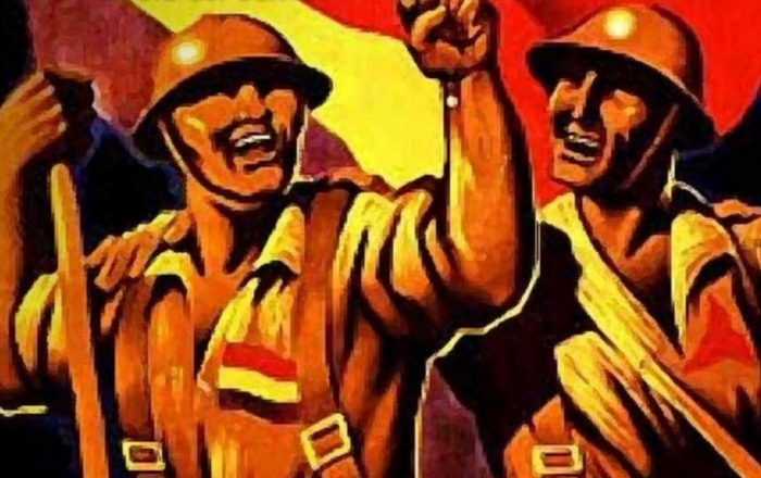 Tribute to the International Brigades