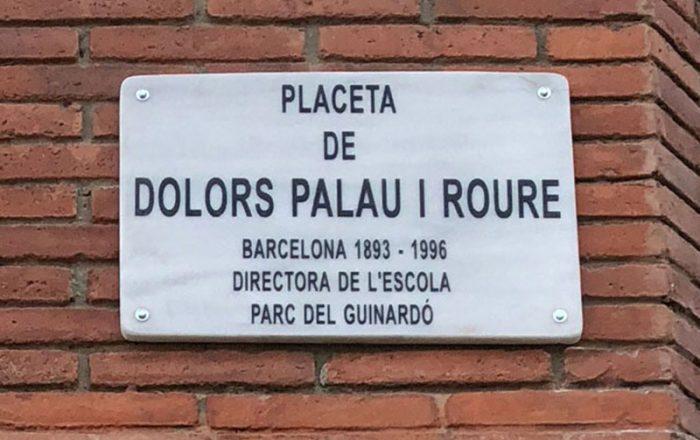 Placeta Dolors Palau